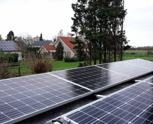 JAsolar zonnepanelen