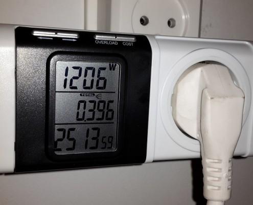 Energie meten