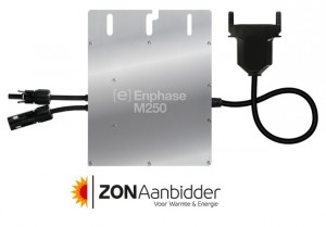 Enphase M250 micro-omvormer.