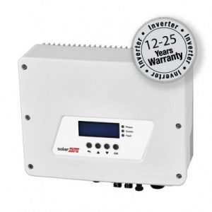 Solaredge HD-wave omvormer